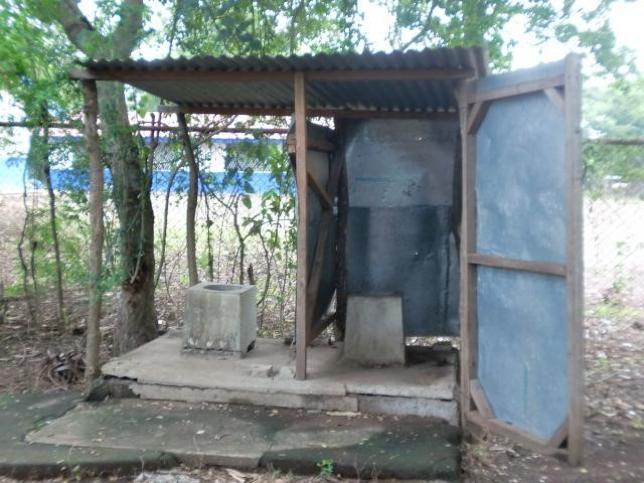 old latrines